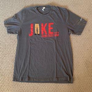 """Jake From State Farm"" Mens T-Shirt sz XL"